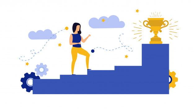 営業を辞めたい女性の転職ロードマップ【進め方は3ステップ】