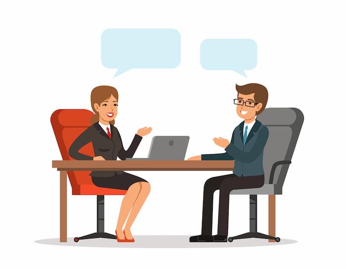 WEBマーケティング転職の面接の流れ、進み方