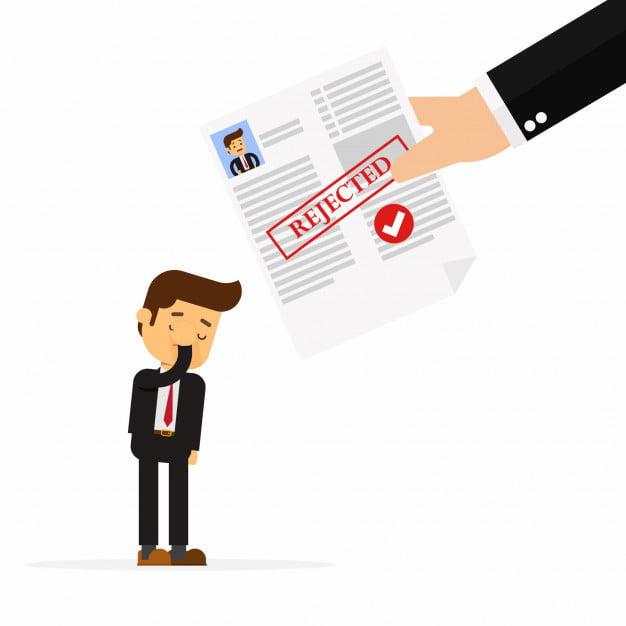 転職エージェントに登録できない&紹介断られるのは割と普通【対処法3つ】