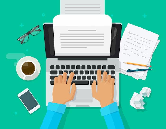 ブログのリライトとは記事を修正すること
