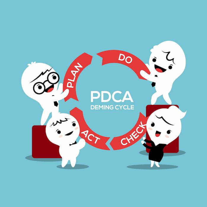 PDCAの癖はWEBマーケティングをやると身につく