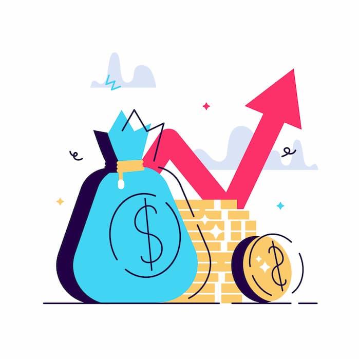 ブログのPV(アクセス)数と平均収益額はあくまで目安